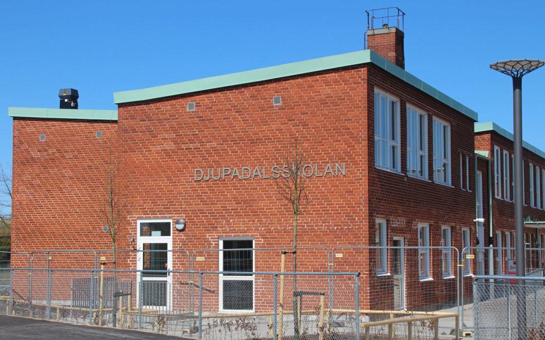 Djupadalsskolan, Malmö